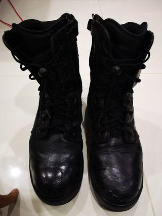 Frontier Combat Safety Boots