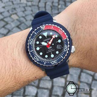 Seiko PADI SNE499P1 Special Edition Solar Divers