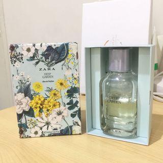 Zara Parfume Deep Garden Ori with Box