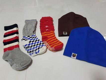 Socks/Beanie