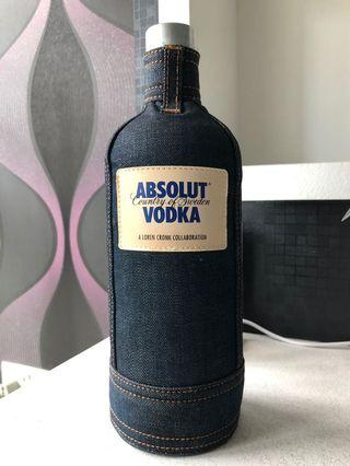 🚚 Absolut Vodka 1Litre limited edition