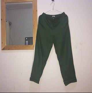 💥jogger joger stripe pants list side