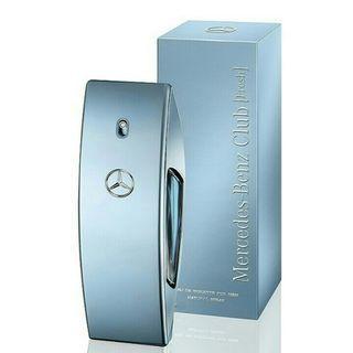 Mercedes Benz 賓士 自由藍調男性淡香水/1瓶/100ml-新品正貨
