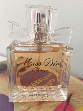 AUTHENTIC Miss Dior Cherie EDT 50ml