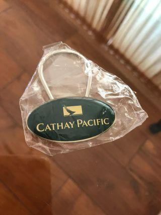 1996 Cathay Pacific 50th Anniversary key ring