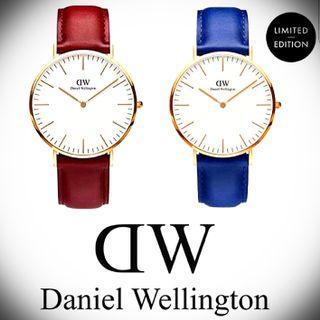 Daniel Wellington limited edition