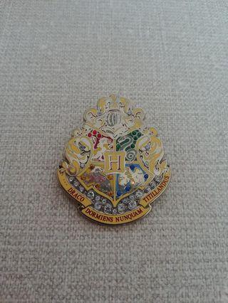 哈利波特 襟章 正版