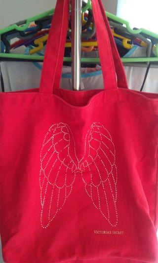 Victoria's S Red Bag