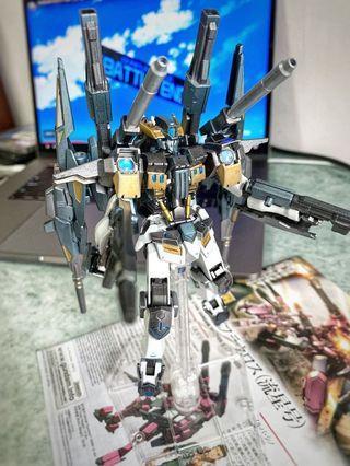 🚚 Gundam Custom Builds - Flauros + Jegan (Heavy Weapons types)