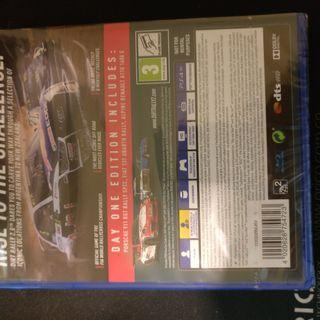 PS4 games dirt rally 2.0