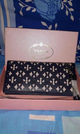 """Dompet Wanita Yadas Wallet """"Navy"""""""