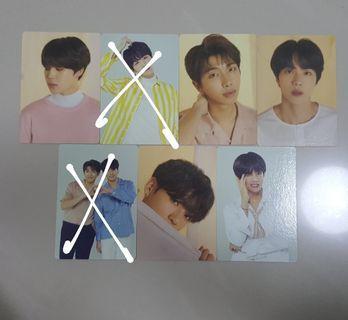 [WTS/WTT] BTS LY Tour Mini Photocard