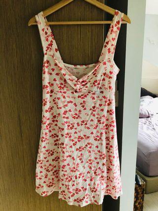 🚚 UK 12 Dorothy Perkins Floral Dress (Only worn once)