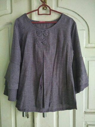 Blouse purpel