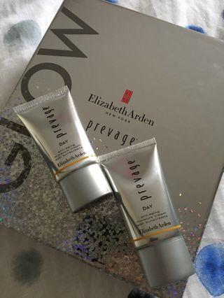 Elizabeth Arden Prevage Anti Ageing Moisture Cream with Sunscreen 30ml(15ml*2)