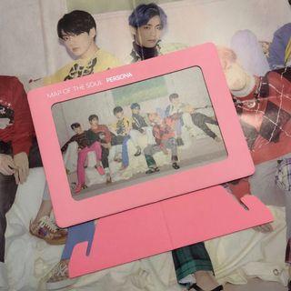 BTS PERSONA ALBUM PREORDER GIFT (VERSION 4)