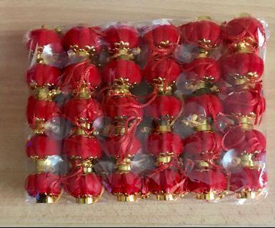 Mini lanterns-set of 30