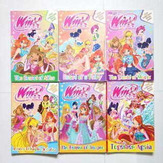 Winx Club graphic comic books