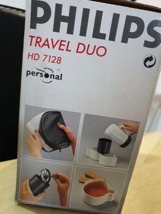 🚚 Travel Duo Beverage Maker