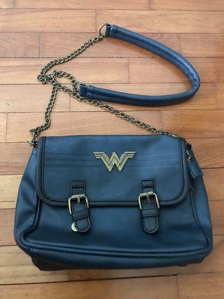 Wonder Woman Bag - Blue