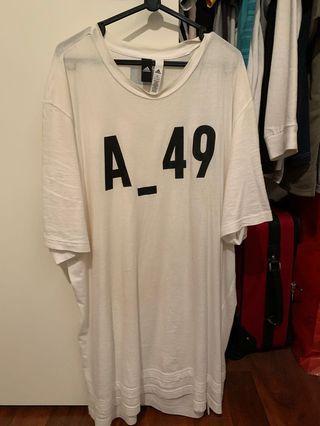 Adidas 49 Tee XL