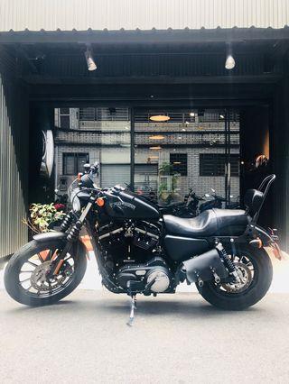 2016年 哈雷 Harley Davidson XL883N ABS 只跑五千多公里 可分期 免頭款 歡迎車換車 網路評價最優 業界分期利息最低 嬉皮 美式 883 883n 883l 可參考