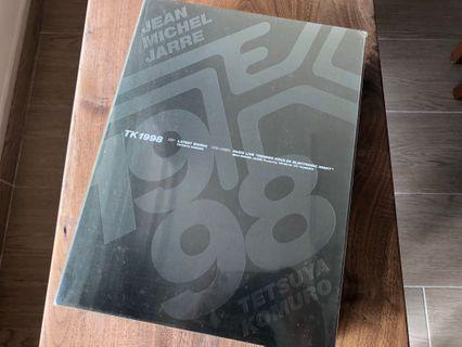 TK 1998 小室哲哉 Latest Works + Paris Live RENDEZ-VOUS 98 ELECTRONIC NIGHT
