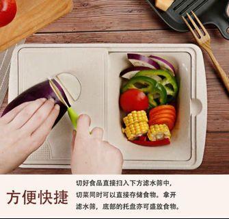 抗菌防霉家用厨房多功能刀板