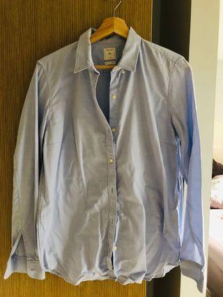 🚚 UK 12 GAP Boyfriend Shirt (Brand New)