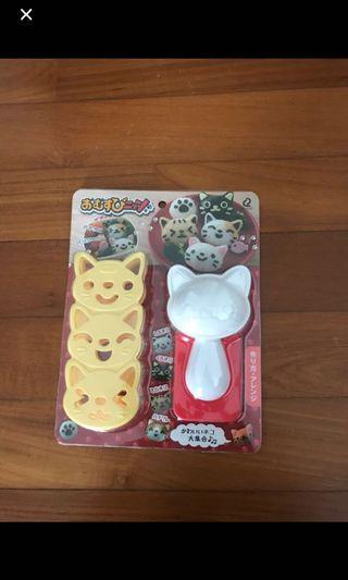 Sushi rice cooking mold