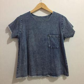 Jeans Wash Top