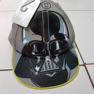Snapback Topi Star Wars Darth Vader Original Disney