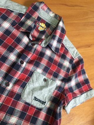 Checkers shirt for boys