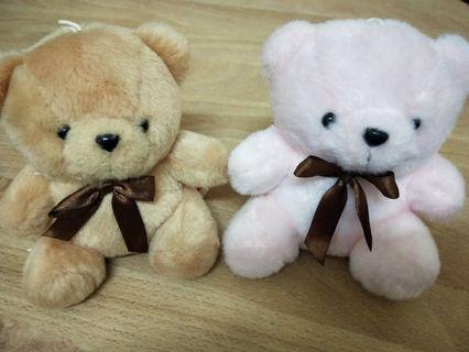 🚚 熊熊情侶娃娃