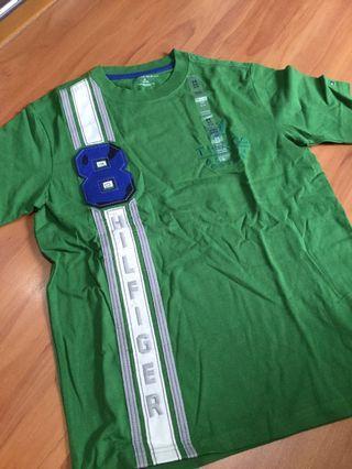 Tommy Hilfiger T-shirt  (T8-10)