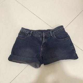 denim short pants (nevada)