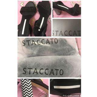 STACCATO - Mid Heels (size 40)