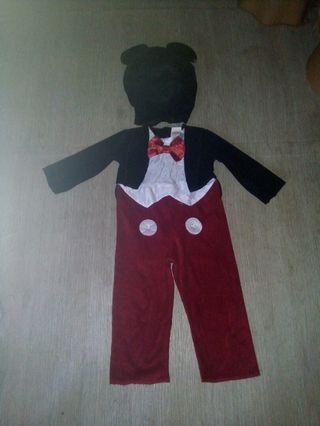 Mickey mouse 3-4 yrs old