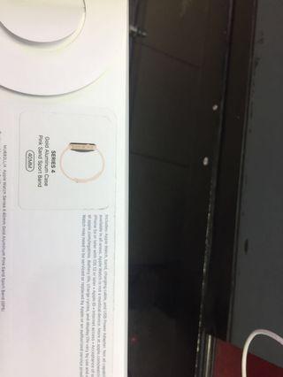 Apple Iwatch Series 4 40mm