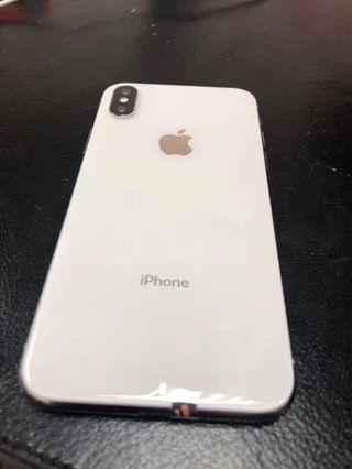 Iphone xs white 64g