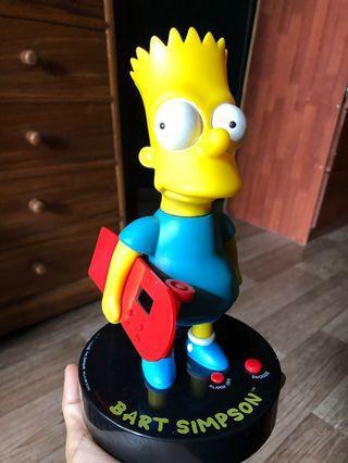 Simpson clock