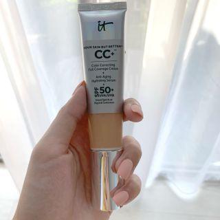 It Cosmetics CC Cream Medium Tan