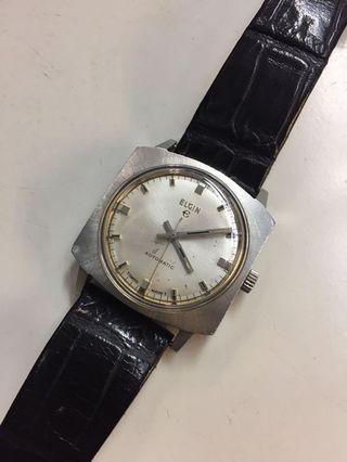 Elgin Automatic Vintage Watch