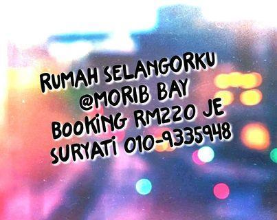 Rumah Selangorku di Pantai Morib Banting Selangor