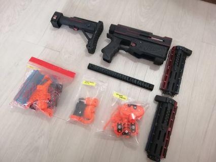 Nerf Spare Parts