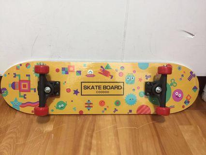 🚚 滑板🛹