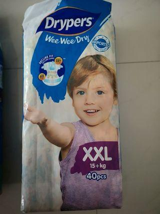 🚚 (priced to clear) Brand new unopened diapers