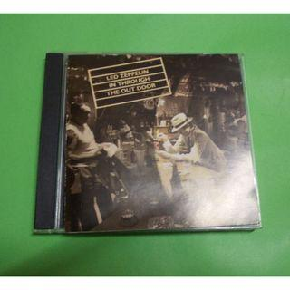 CD LED ZEPPELIN : IN THROUGH THE OUT DOOR ALBUM JIMMY PAGE BLUES ROCK