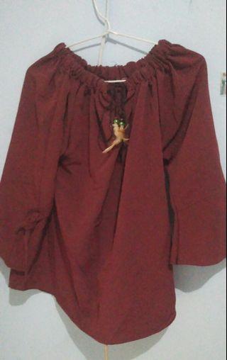 #BAPAU sabrina blouse