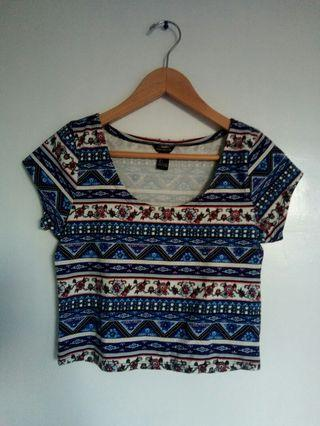 Repriced!!! 150.00 Forever21  Crop Top